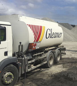 Gleaner has over 60 years experience fuelling commercial businesses